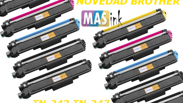 Toner Brother TN247 Compatible